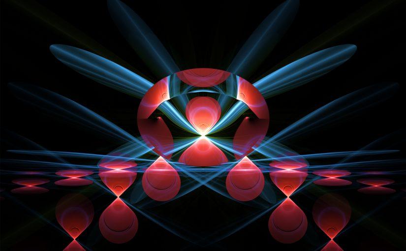Fractalirium: Plasmaleuchten